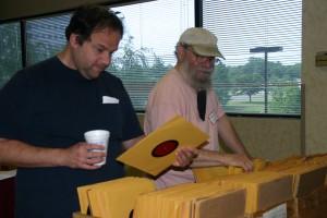 Alan Cooperman & Henry Schmidt